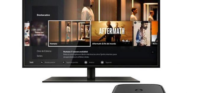 Vodafone TV, primera plataforma con contenidos 4K en España