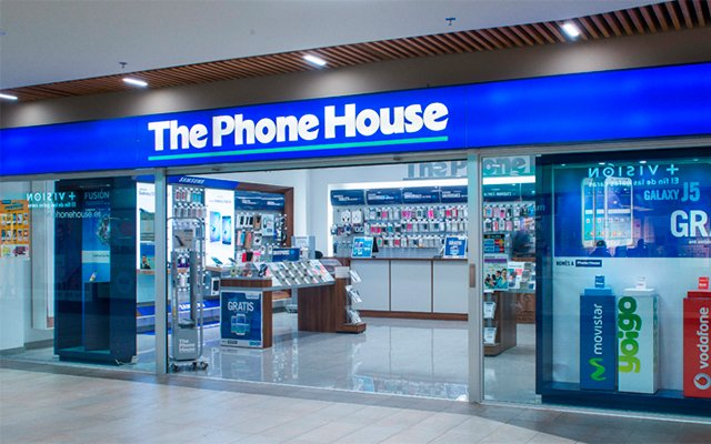 Global Dominion compra Phone House