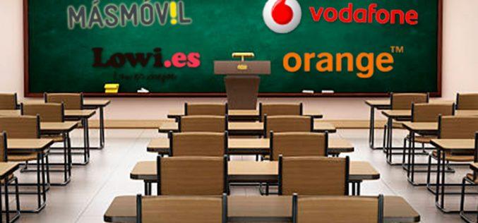 Nuevo examen: Comparativa de tarifas de fibra óptica para estudiantes