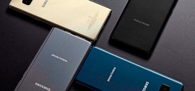 Cuánto cuesta el Samsung Galaxy Note 8 con Vodafone